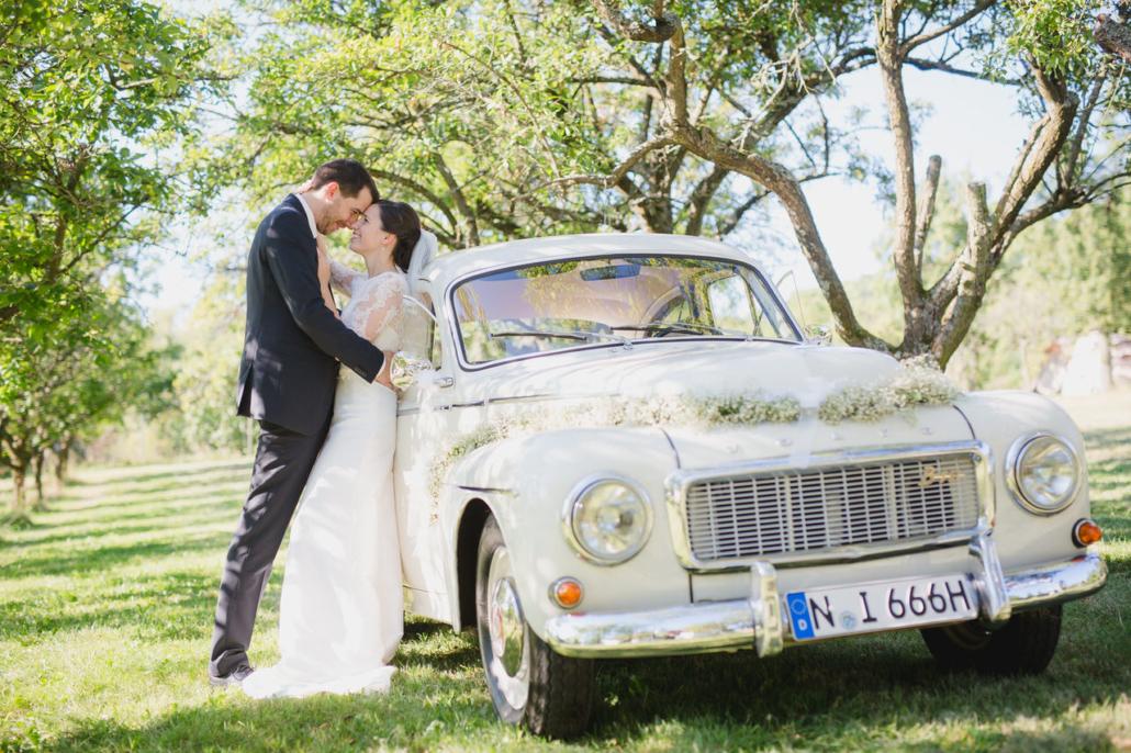 Hochzeit in Wiesenthau