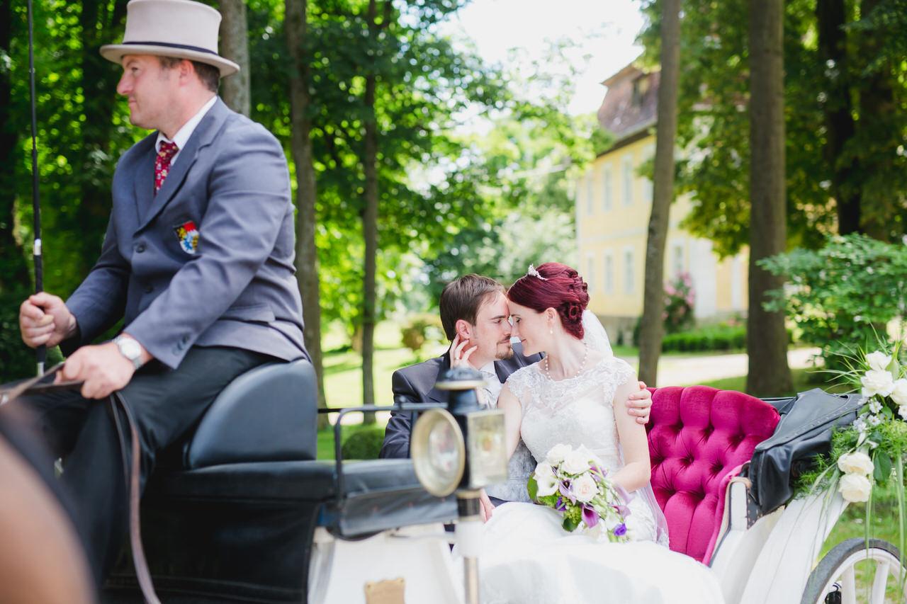 Hochzeit auf Schluss Burgellern